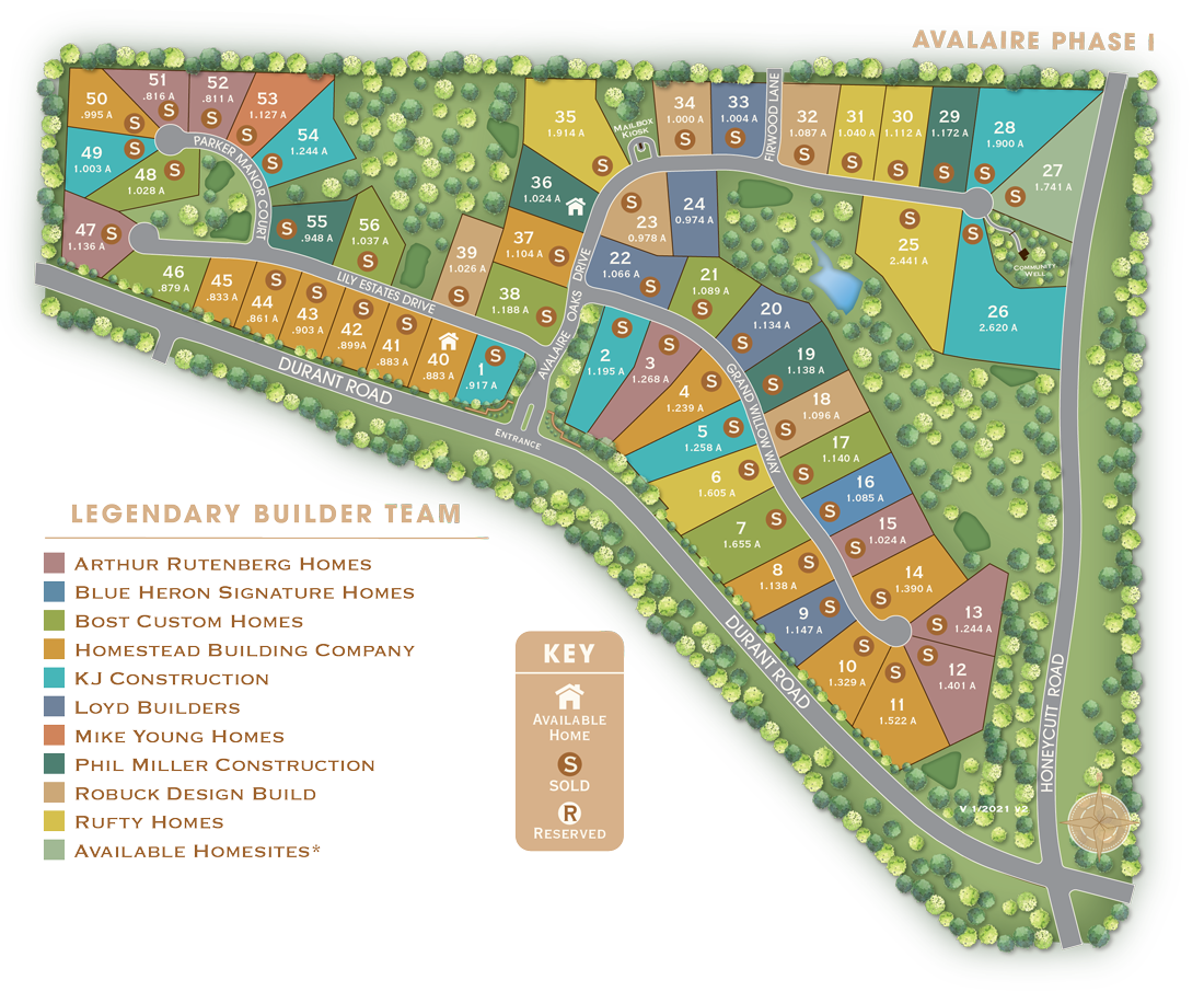 Avalaire-Site-Plan